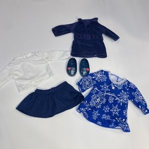 American Girl& Our Gen Doll Clothes